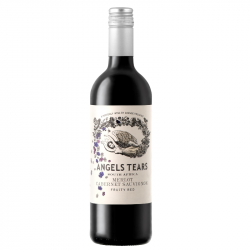 Angels Tears REd Blend (merlot, Cabernet Sauvignon)