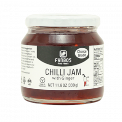 Chilli Jam (with Ginger)